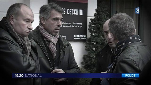 Suicide d'un CRS : réunion de crise au ministère de l'Intérieur