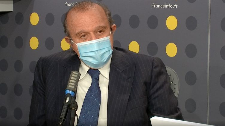 Hervé Témine, l'avocat de Thierry Herzog (FRANCEINFO / RADIOFRANCE)