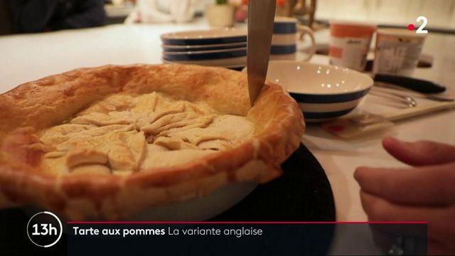 Gastronomie : la tarte Apple pie, vedette des desserts anglais