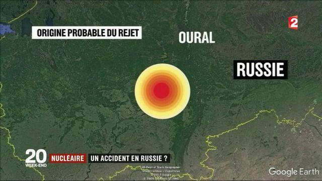Nucléaire : un accident en Russie ?