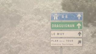 neige var draguignan (FRANCE 2)