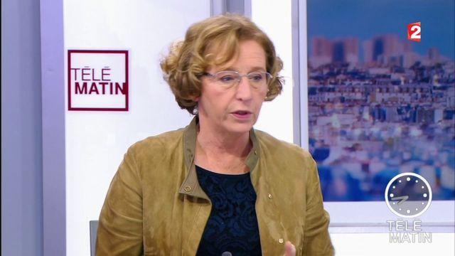 Muriel Pénicaud sur le harcèlement sexuel