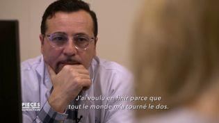 PIÈCES A CONVICTION / FRANCE 3. Psychiatrie, le grand naufrage. Docteur Messaoudi (PIÈCES A CONVICTION / FRANCE 3)