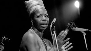 Nina Simoneen 1969  (AFP PHOTO / ELEONORE BAKHTAZE)