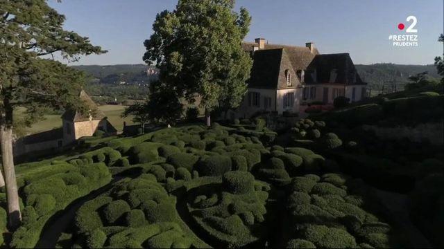 Destination France : à la découverte des jardins de Marqueyssac