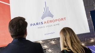 Le groupe ADP, Aéroports de Paris, pourrait être privatisé. (MAXPPP)