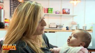 """""""Brexit blues"""" pour une jeune maman polonaise (""""Avenue de l'Europe"""") (FRANCE 3 / FRANCETV INFO)"""
