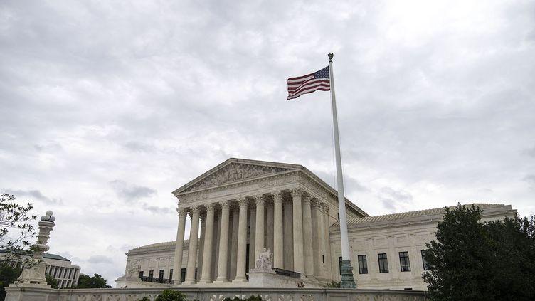 La Cour suprême des États-Unis à Washington. (DREW ANGERER / GETTY IMAGES NORTH AMERICA)