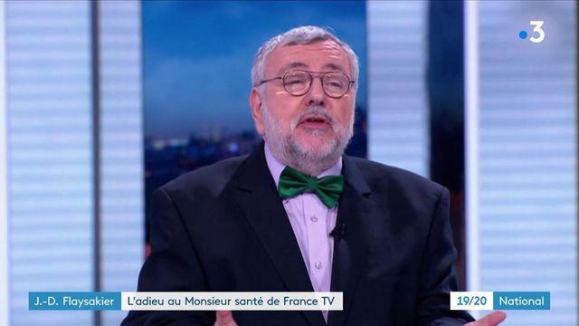 Télévision : Jean-Daniel Flaysakier, ancien Monsieur santé de France 2, est décédé