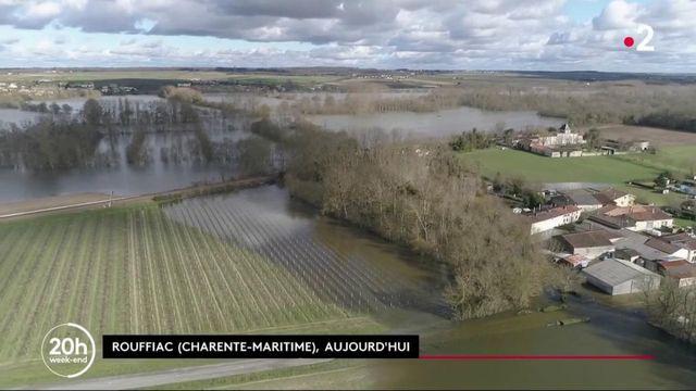 Inondations en Charente-Maritime : plusieurs quartiers évacués