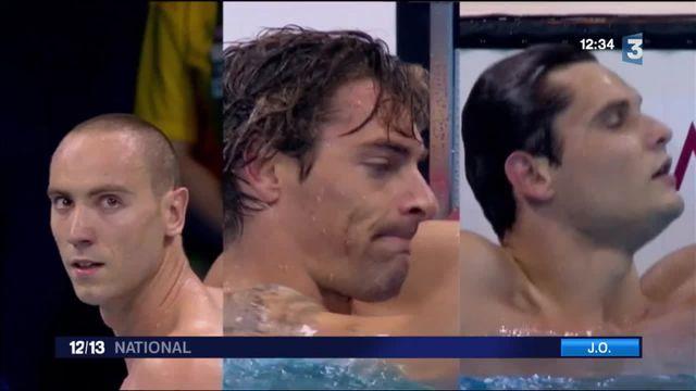JO 2016 : la natation française en pleine crise