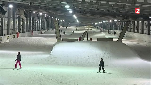 Amnéville : la Cour des comptes veut fermer la piste de ski