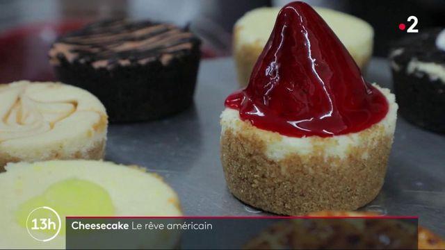 États-Unis : le cheesecake, un gâteau national