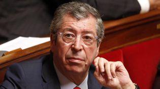 (Patrick Balkany, député-maire de Levallois-Perret, mis en examen pour fraude fiscale © MaxPPP - Benjamin Girette)