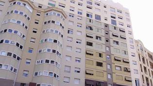Nice : une femme expulsée de son logement après la condamnation de son fils. (FRANCE 2)
