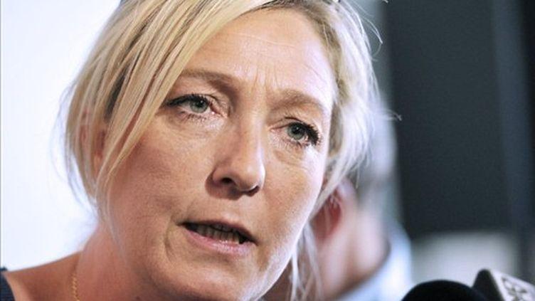 Marine Le Pen (PHILIPPE HUGUEN / AFP)