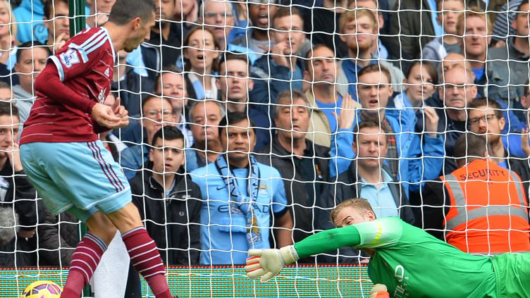 Morgan Amalfitano (West Ham) (GLYN KIRK / AFP)