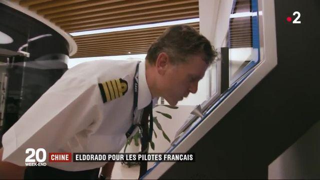 Chine : un eldorado pour les pilotes français