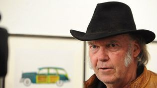 Neil Young (2014)  (ANGELA WEISS / GETTY IMAGES NORTH AMERICA / AFP)