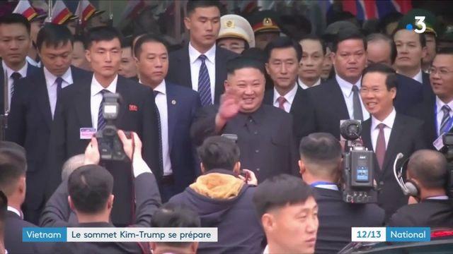 Vietnam : le sommet Kim-Trump se prépare