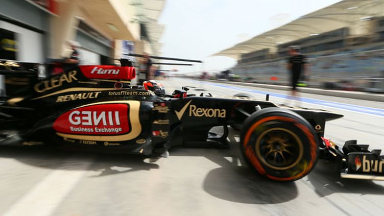 Kimi Räikkönen, le pilote Lotus