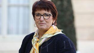 Christiane Lambert (LUDOVIC MARIN / AFP)