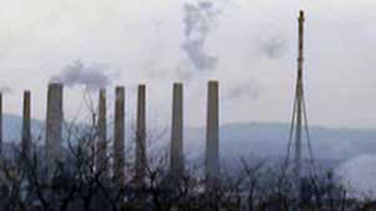 Nicolas Sarkozy reste convaincu qu'une contribution carbone est nécessaire pour changer les comportements. (France 3 Normandie)