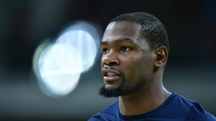 25 points pour Kevin Durant (LUKAS SCHULZE / DPA)