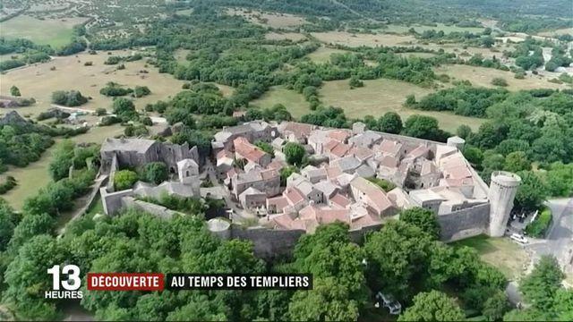 La Couvertoirade : le village fortifié des Templiers du Larzac