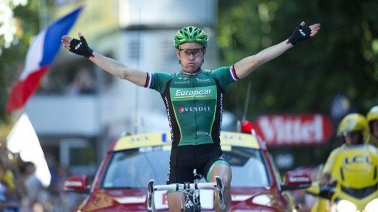 Thomas Voeckler, vainqueur magnifique