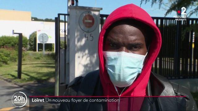 Covid-19 : inquiétude dans le Loiret après la découverte de 34 cas dans un abattoir