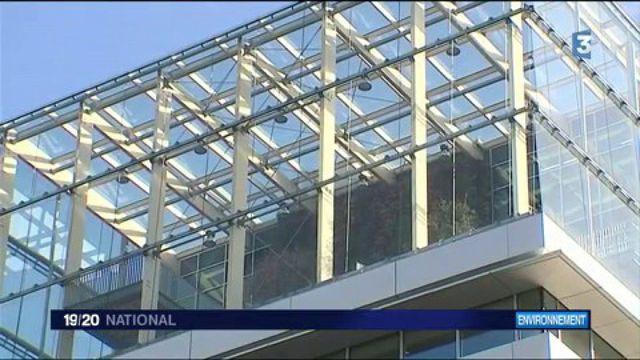 Environnement : des bâtiments entièrement recyclables