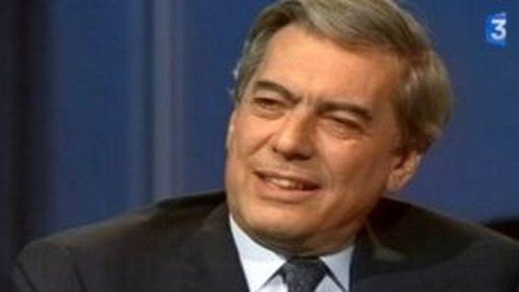 Mario Vargas Llosa, Nobel de littérature 2010  (Culturebox)