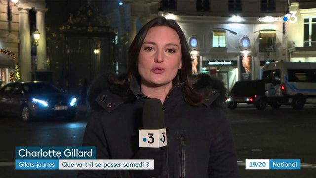 """Gilets jaunes"" : interdiction de manifestation à Strasbourg"