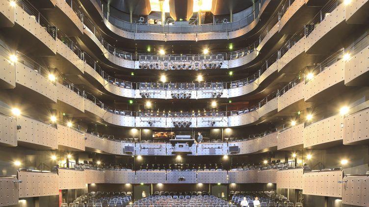 L'Opéra de Lyon (9 septembre 2019) (MAISANT LUDOVIC / HEMIS.FR VIA AFP)