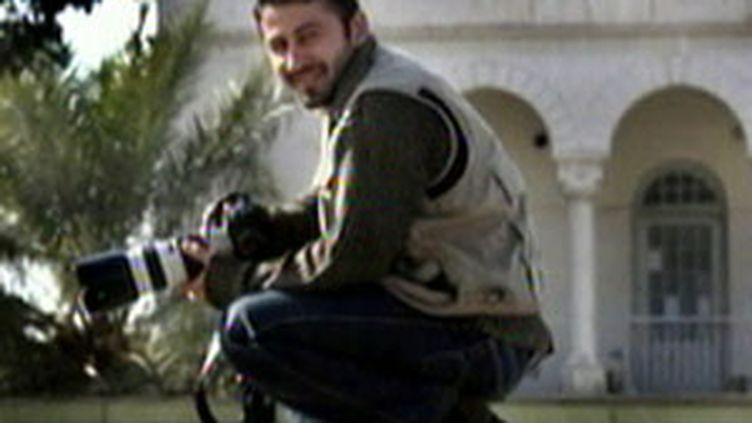 Une image de la vidéo diffusée par Wikileaks
