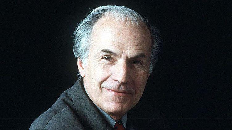 Le sociologue Michel Crozier en 1992  (Andersen / SIPA)