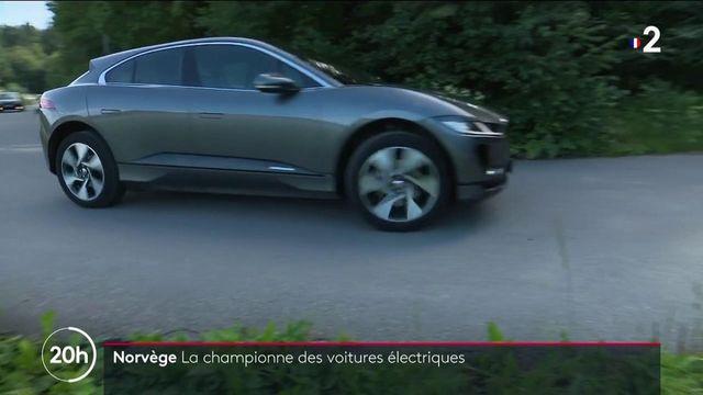Norvège : le pays où la voiture électrique devient la norme