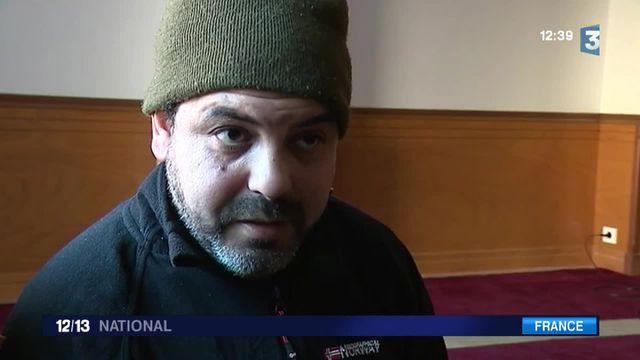 Interview d'Abdel-Mounim El Khalfioui, le responsable de la salle de prière musulmane saccagée à Ajaccio.