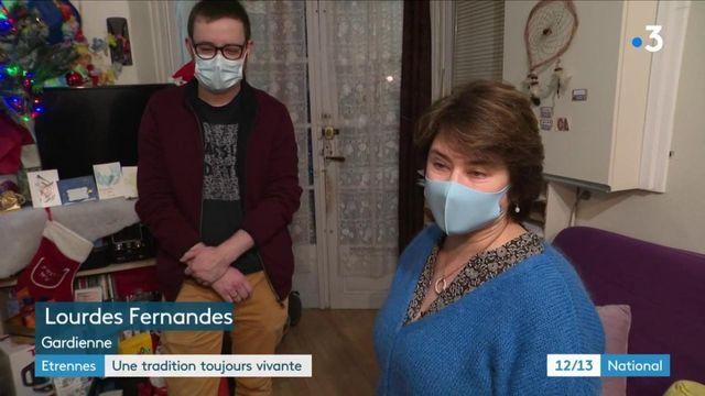 Ile-de-France : la tradition des étrennes est toujours vivante