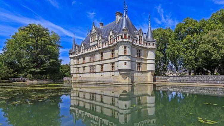 Château d'Azay-le-Rideau  (Hemis/AFP)