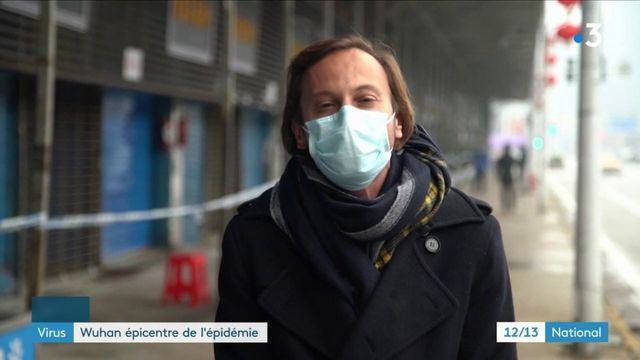 Virus : Wuhan, épicentre de l'épidémie