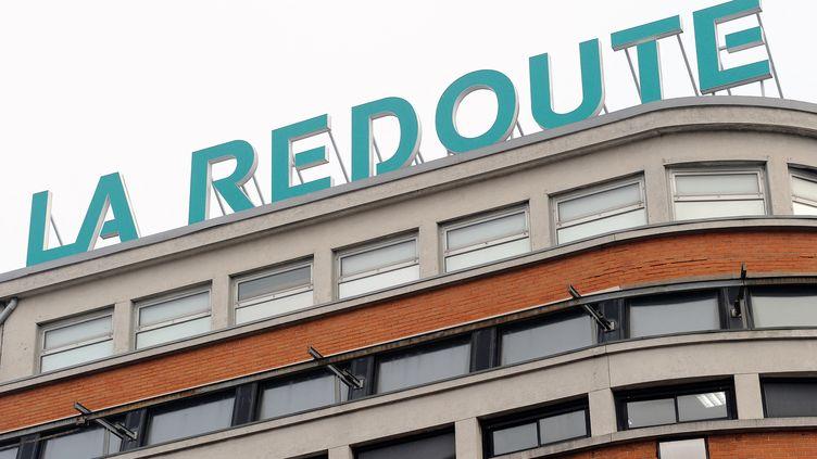 Un bâtiment de la société La Redoute à Roubaix (Nord), en décembre 2013. (PHILIPPE HUGUEN / AFP)