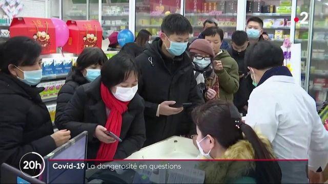 Covid-19 : à quel point le virus est-il dangereux ?