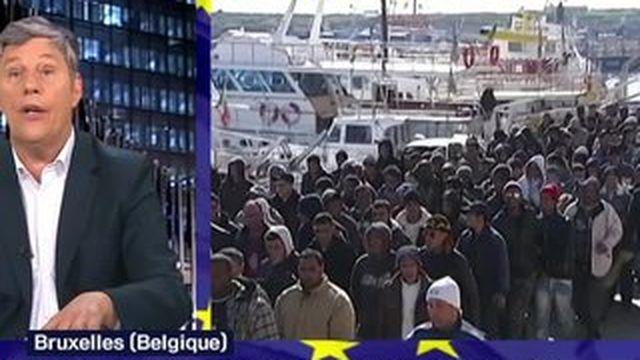 Bruxelles a présenté son plan d'action pour l'immigration