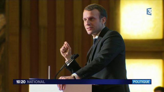 Emmanuel Macron en Chine : l'importance de la question du climat
