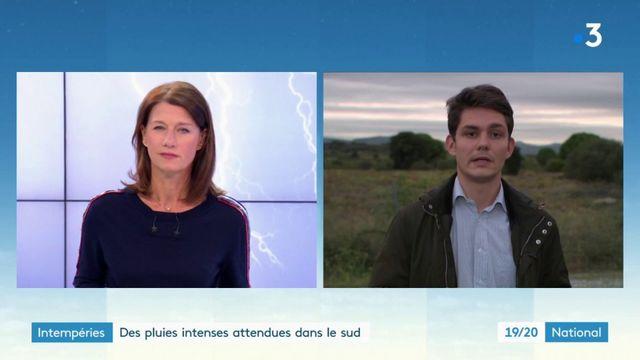 Intempéries : de violents orages attendus dans le sud de la France