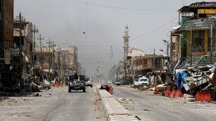 Falloujah (Irak), le 27 jiuin 2016 (THAIER AL-SUDANI / REUTERS)