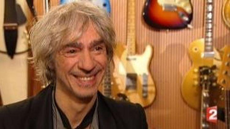 Louis Bertignac, un Grizzly dans la guitare  (Culturebox)