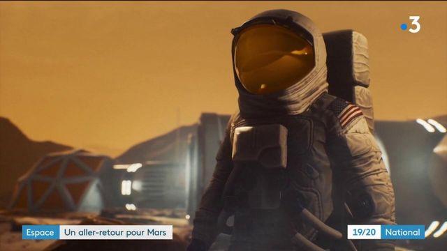 Planète Mars : un premier aller-retour